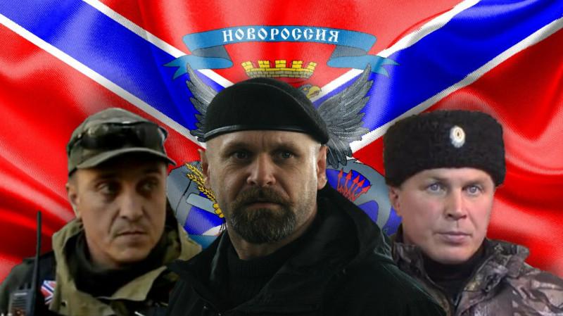 Александр Беднов, Алексей Мозговой и Евгений Ищенко