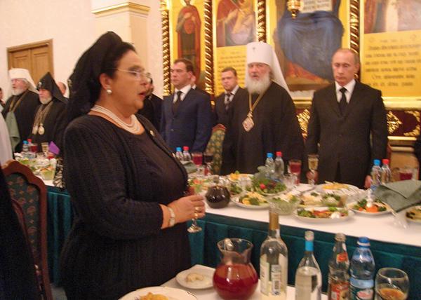 Великая княгиня Мария Владимировна Романова