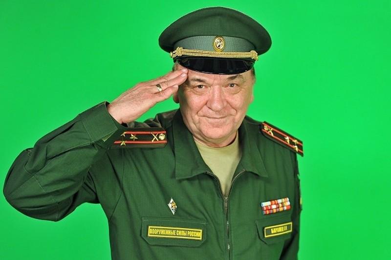 полковник Баранец