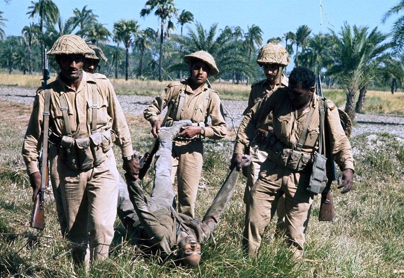 война за независимость Бангладеш 1971