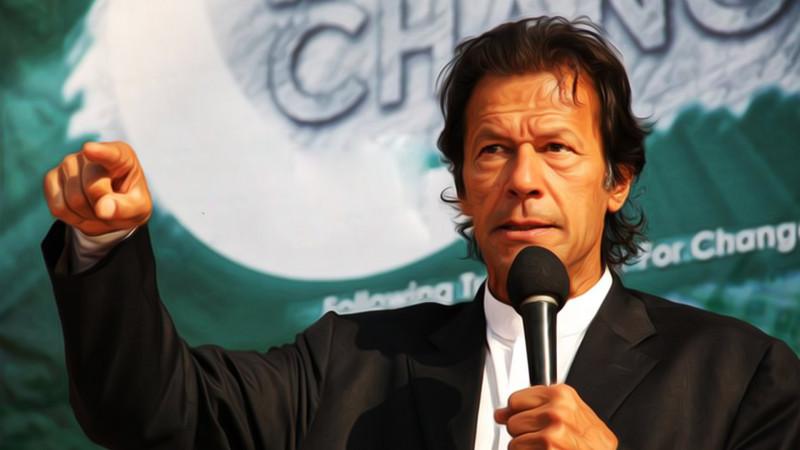 Премьер-министр Пакистана, Имран Хан