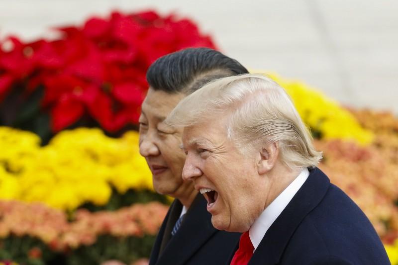 Дональд Трамп и товарищ Си