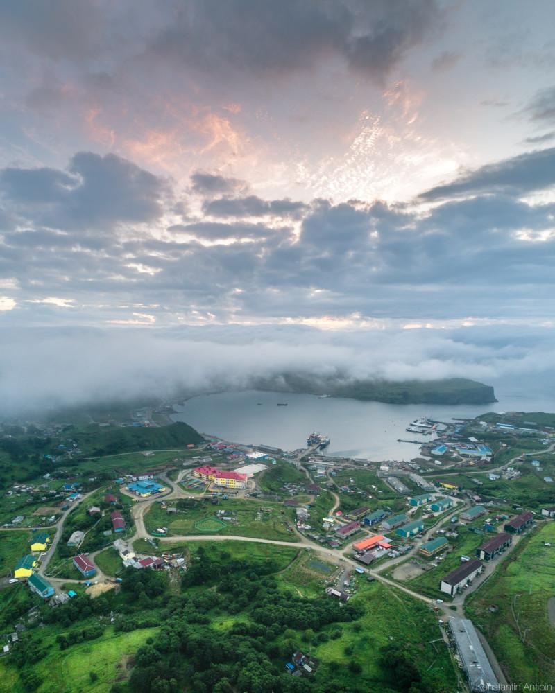 остров Шикотан, больше фото https://p2beep.livejournal.com/45205.html