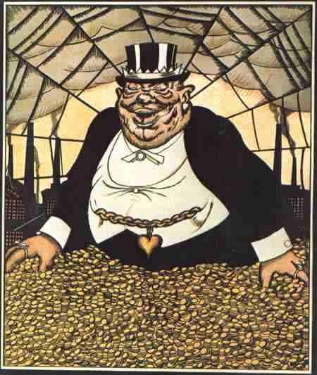 О богатых и налогах