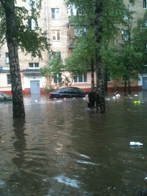 Измайлово потоп 2 мал
