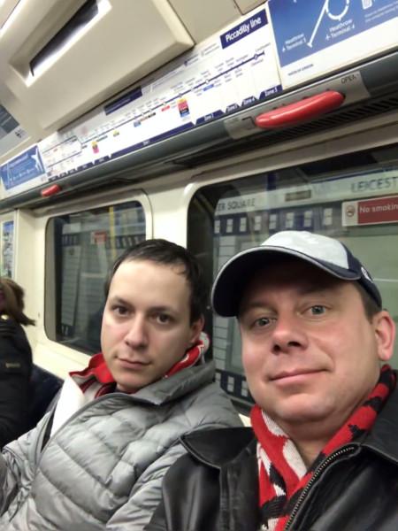 On underground