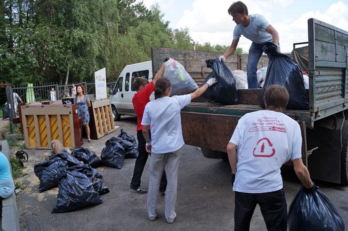 Блогер против мусора Пенза