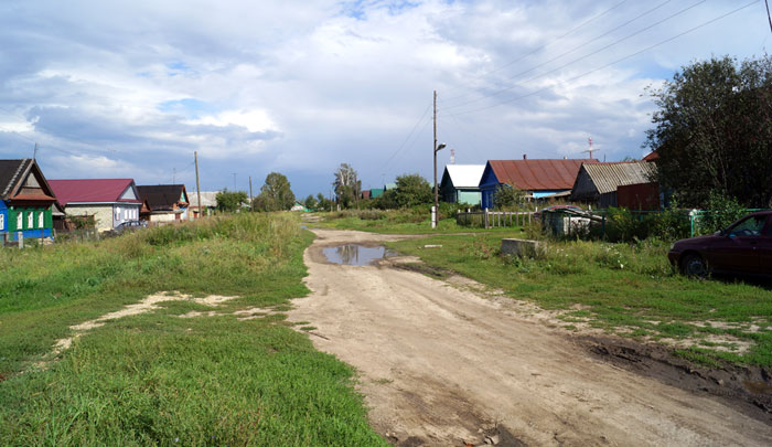 Трубное дело» села Чаадаевка - То, о чем молчит телевизор