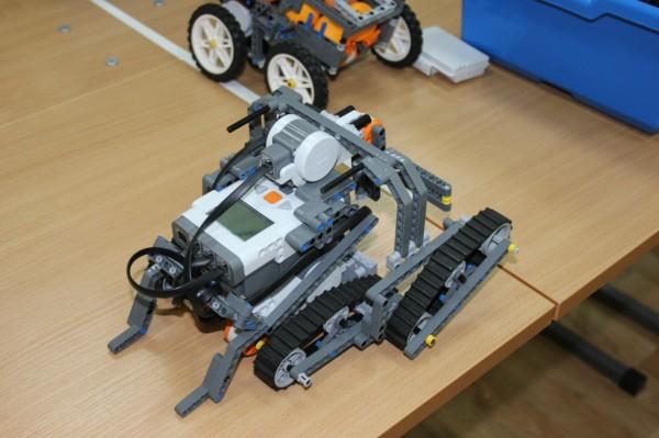 Центр робототехники, Ирбит