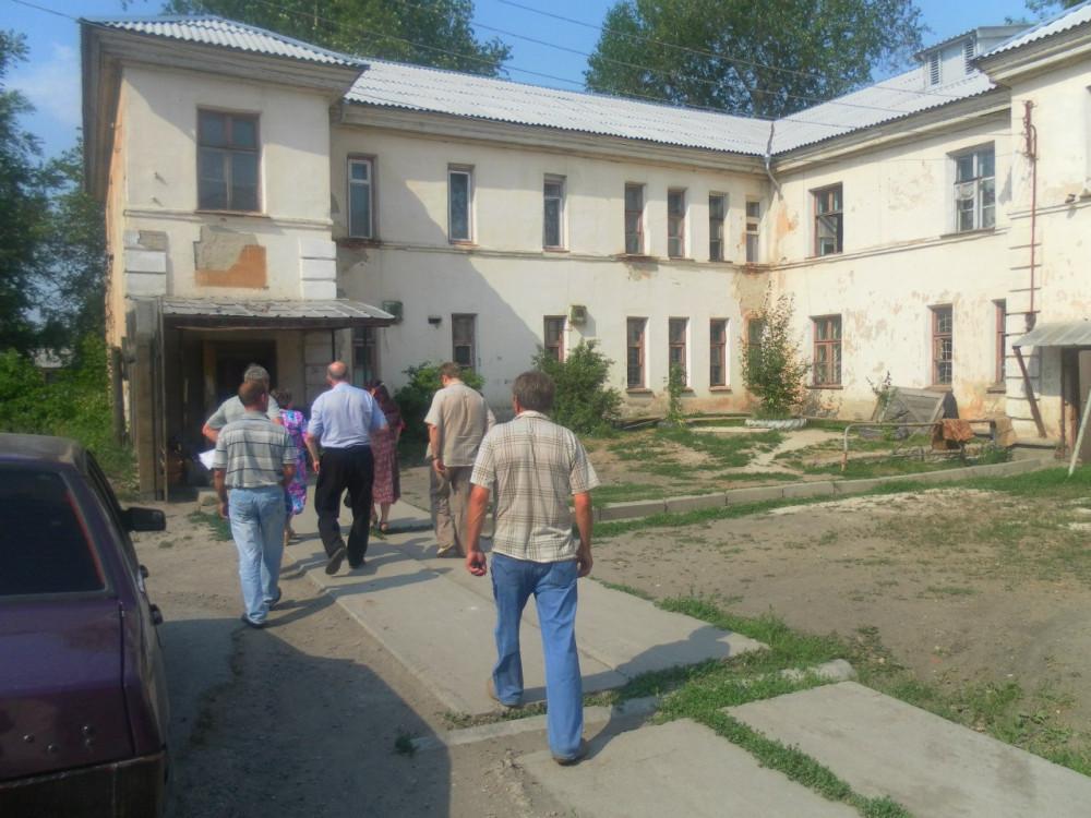 Дом по ул. Пролетарской, 69 (Ирбит)