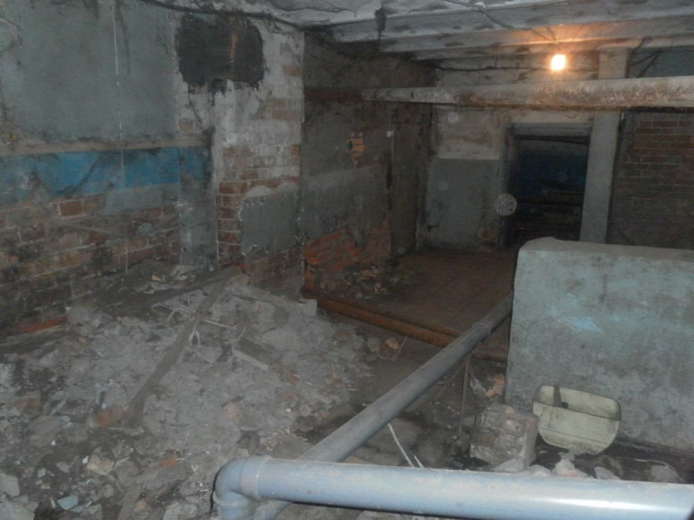 приёмка ремонта теплосети в доме по ул. Орджоникидзе, 61