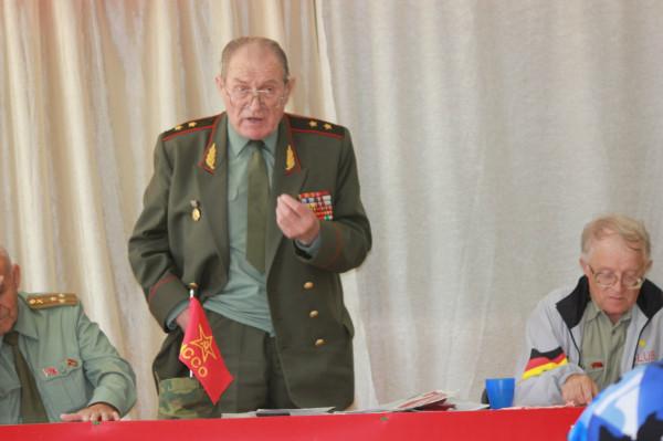 Ирбит посетил генерал Фомин Алексей Григорьевич.