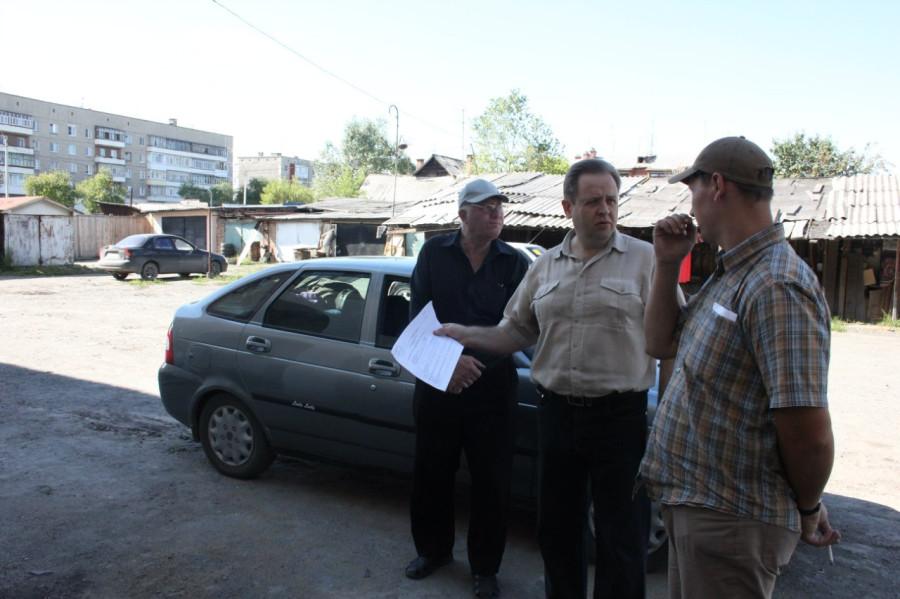 Проверка ремонта на ул. Декабристов, 23