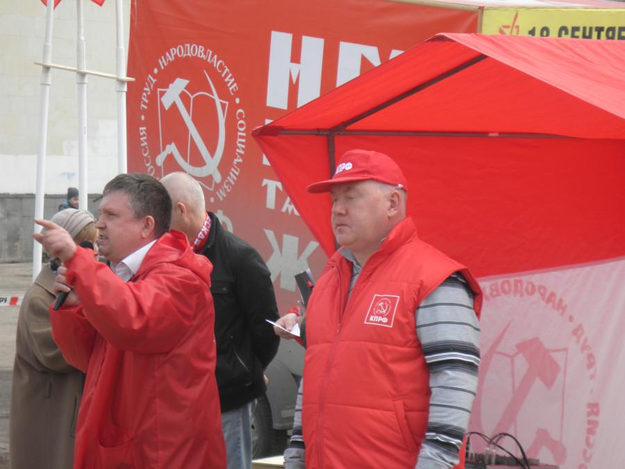 Сергей егоров член автозаводского района кпрф руководитель общественной организации