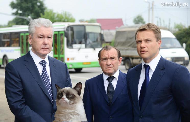 Првнчнко и мэрия Москвы