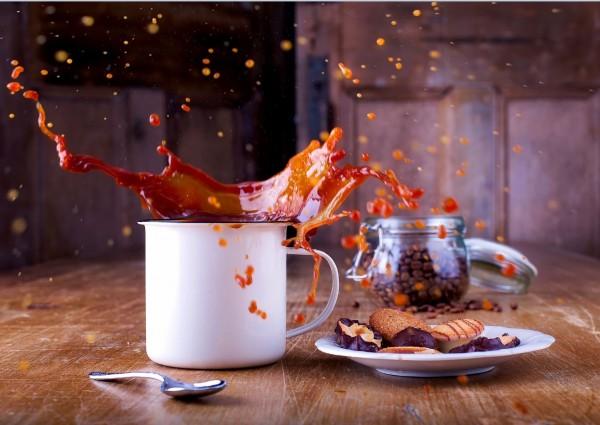 Рецепты с кофе