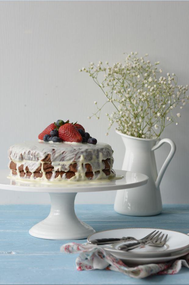 Торт вкус кофе