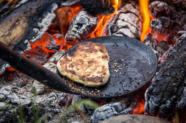 Пожаренный хлеб