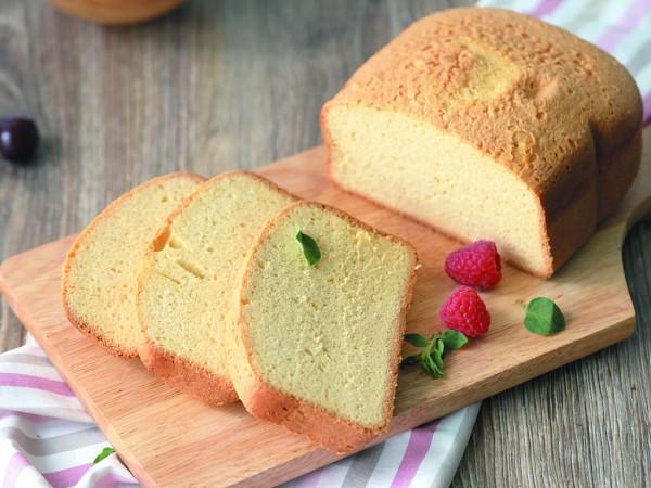 Творожный бисквит в хлебопечке