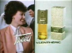 A woman who simply longs to smell like an old lady