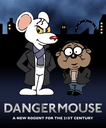 Sherlock Dangermouse and Penfold Watson!