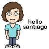Hello Santiago