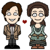 The Doctor and his wife