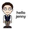 Hello Jenny!
