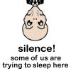 Sleepy Silence