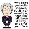 Carolyn doesn't like your idea