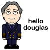 Hello Douglas