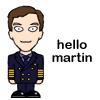 Hello Martin