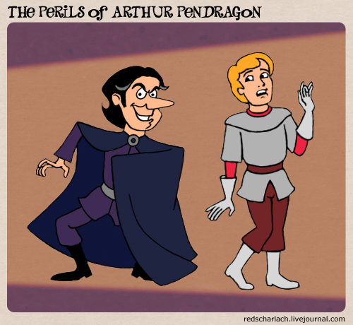 Hanna-Barbera's The Perils of Arthur Pendragon