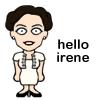 Hello Irene