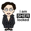 Irene is SHERlocked