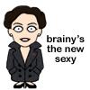 Irene is brainy