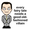 Moriarty's a villain
