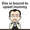 Mycroft panics