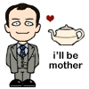 Mycroft is mother