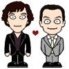 Sherlock <3 Moriarty