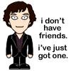 Sherlock's friends