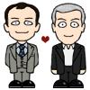 Mycroft <3 Lestrade