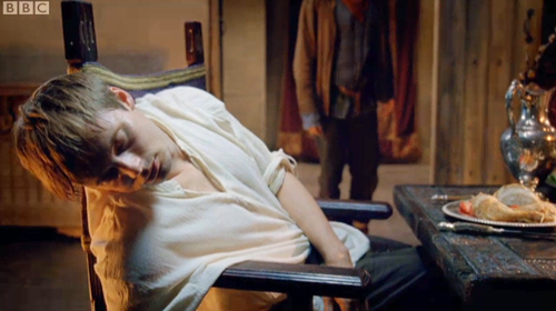 Arthur Pendragon demonstrates romantic dying