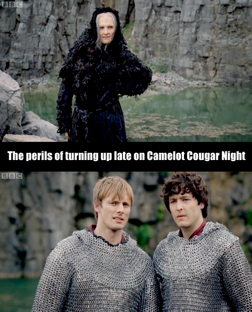 Cougar Night at the Cauldron of Arianrhod