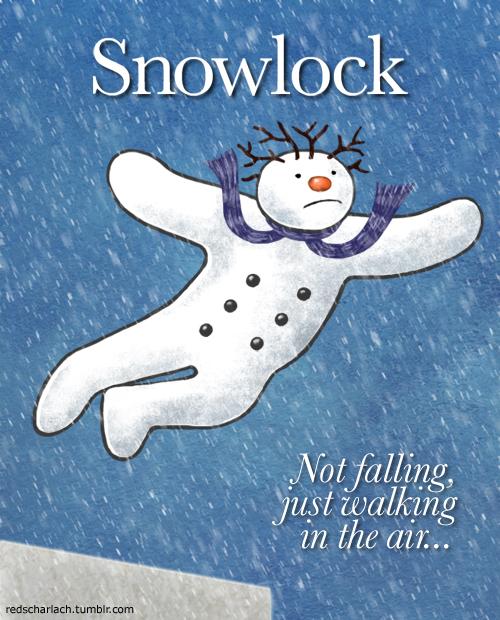 Snowlock!
