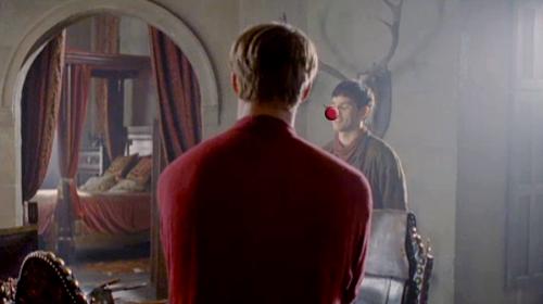 Merlin the Red-Nosed Manservant