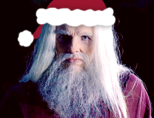 So here it is, Merlin Christmas!