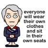 Carolyn says sit down