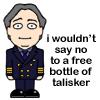 Douglas wants Talisker