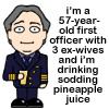 Douglas hates pineapple juice